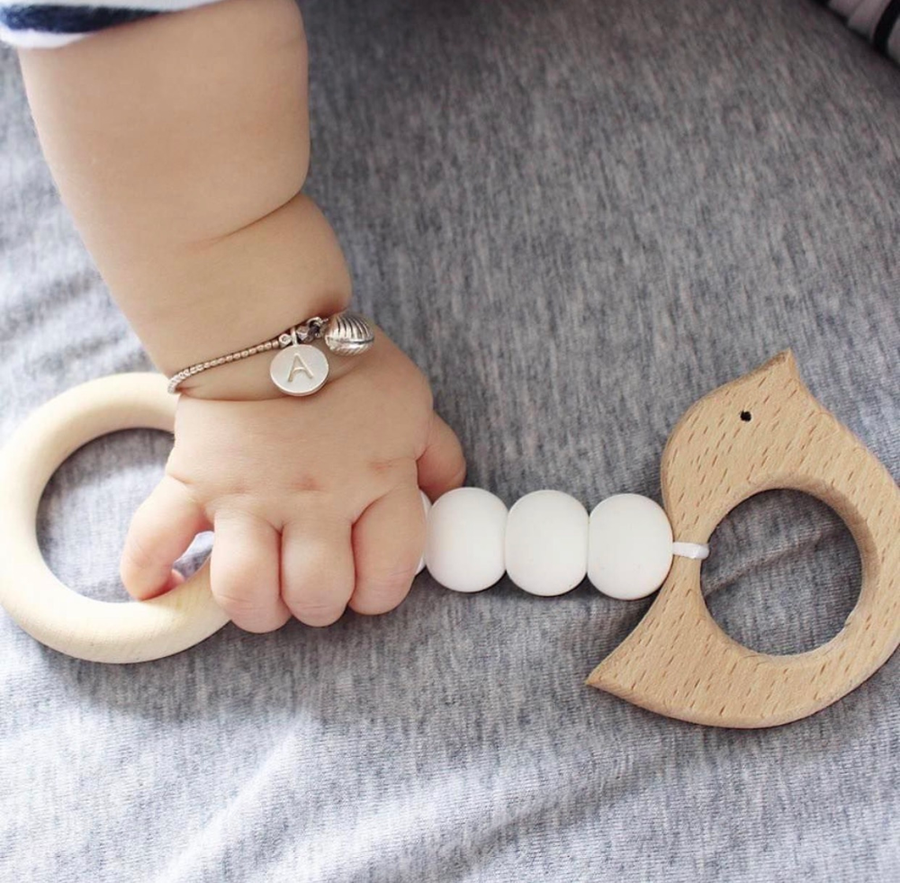 Image of Mini Wooden Teethers