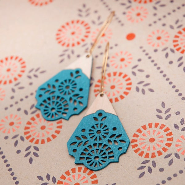 "Image of ""CALLISTO"" EARRINGS"