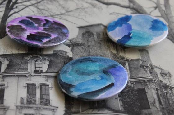 Image of Watercolor Pin