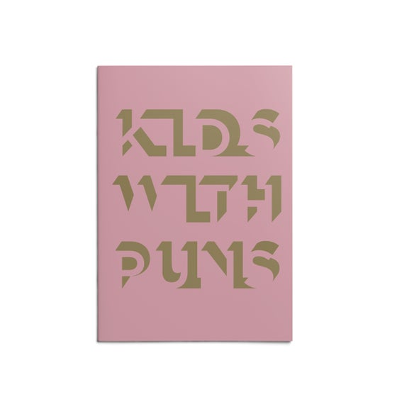 Image of Kids With Puns Issue 5