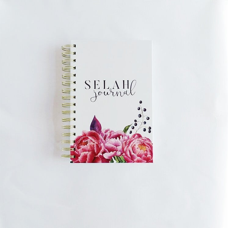 Image of Selah Journal 3