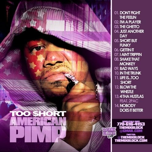 Image of Too Short: American Pimp