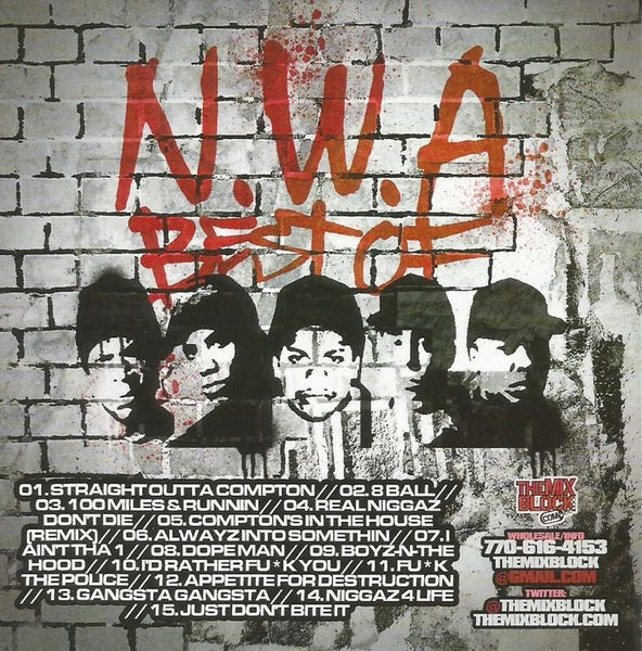 Image of N.W.A: Best Of...