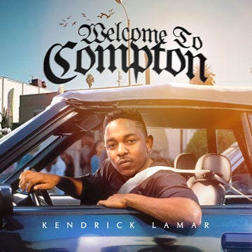 Image of Kendrick Lamar: Welcome To Compton