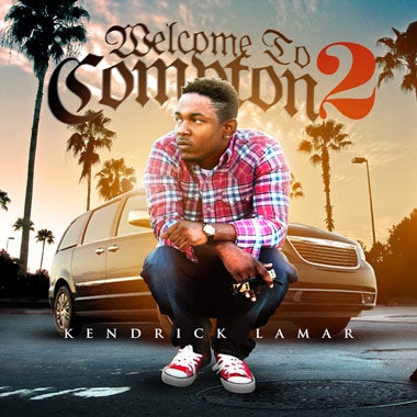 Image of Kendrick Lamar: Welcome To Compton 2