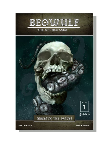 Image of Beowulf: The Untold Saga - Issue 1