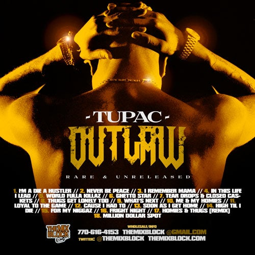 Image of Tupac: Outlaw