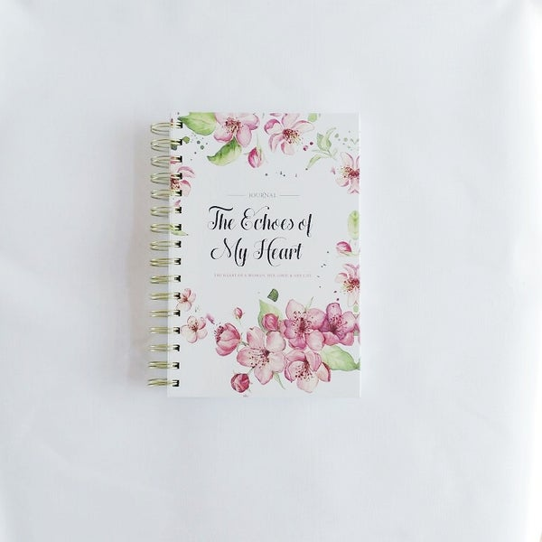 Image of The Echoes of my heart Journal