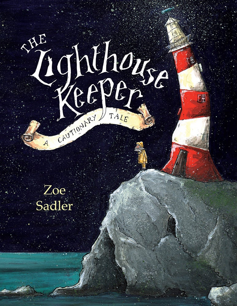 Image of The Lighthouse Keeper: A Cautionary Tale