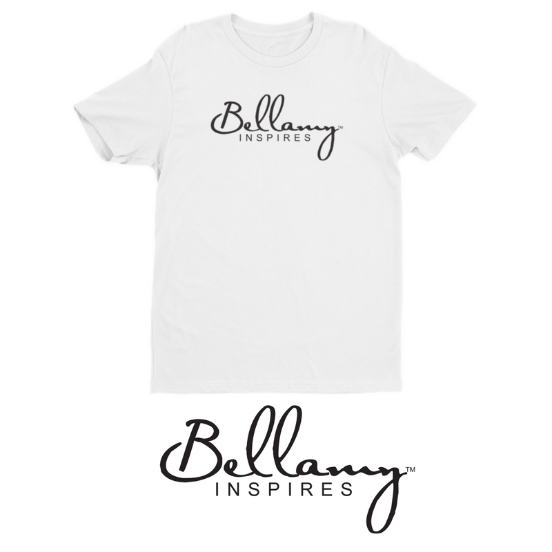 "Image of Bellamy Inspires ""Logo"" Tee"