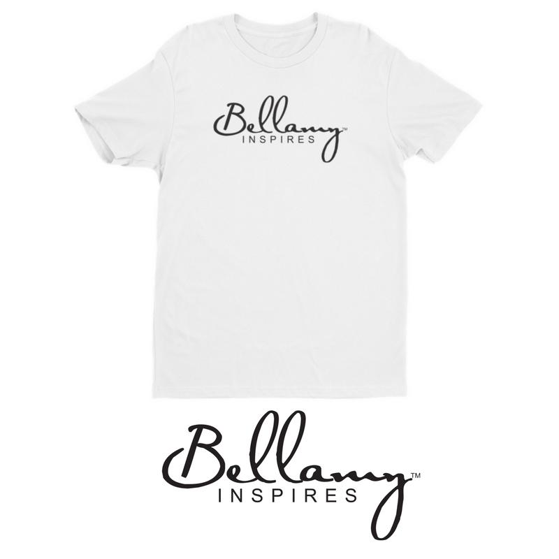 "Image of Bellamy Inspires ""Logo"" Tee"