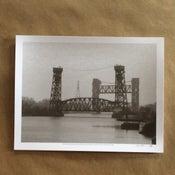 Image of Chicago Railroad Bridges 2017, single prints