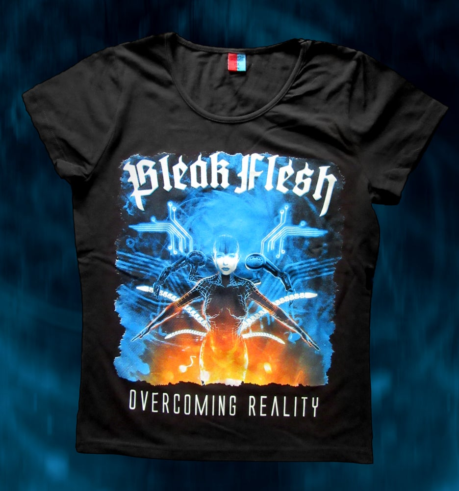 Image of Overcoming Reality Full Color Artwork T-Shirt