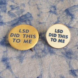 Image of LSD Pin