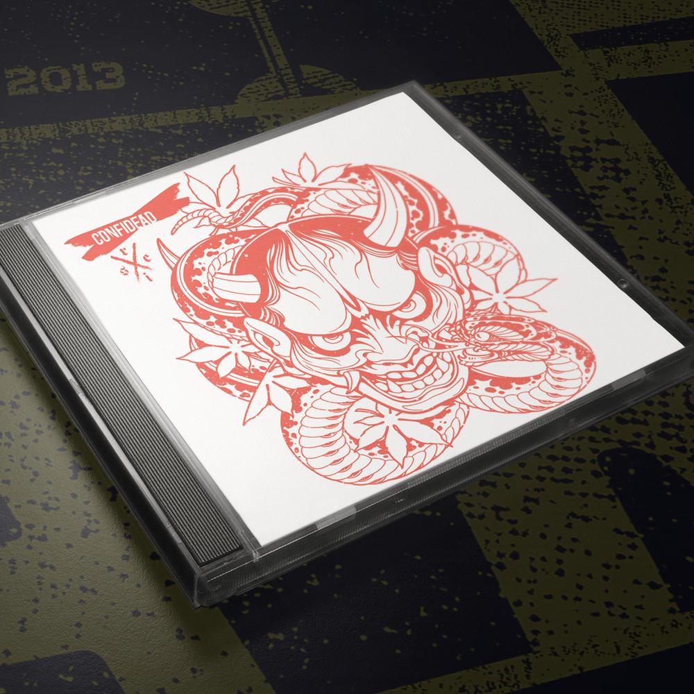 Image of Confidead / Rise CD