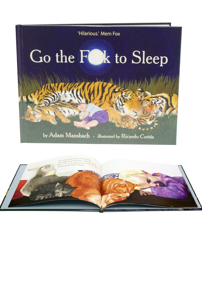 Image of Go the F**k to Sleep By Adam Mansbach