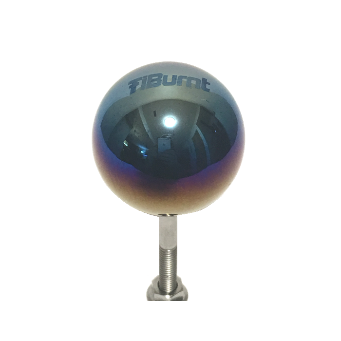 Image of TiBurnt Titanium Sphere Shift Knob
