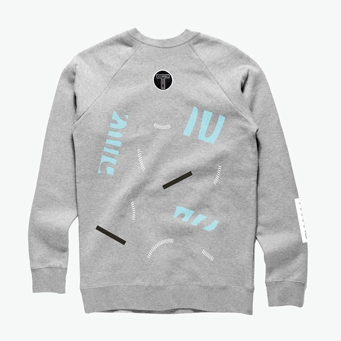 Image of 'Kris Kross' Crew Sweatshirt