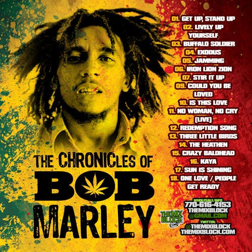 Image of Bob Marley: The Chronicles Of...