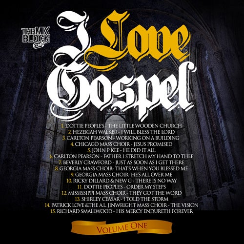 Image of I Love Gospel Vol. 1