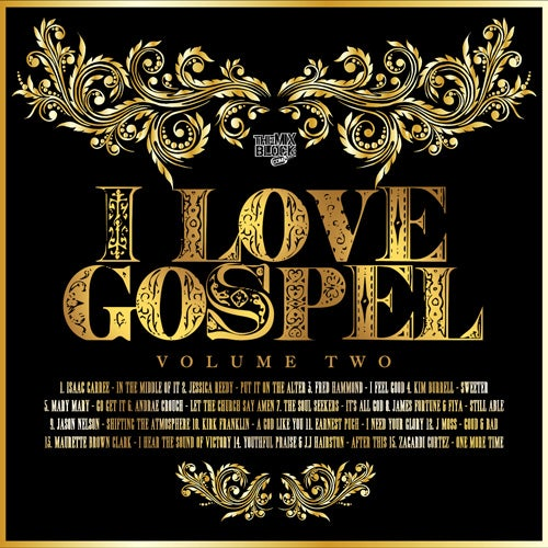 Image of I Love Gospel Vol. 2