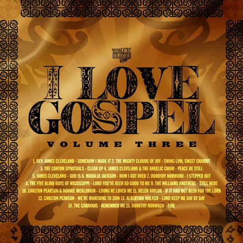Image of I Love Gospel Vol. 3
