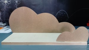 """Image of Estanteria Nube """"Low Cost"""""""