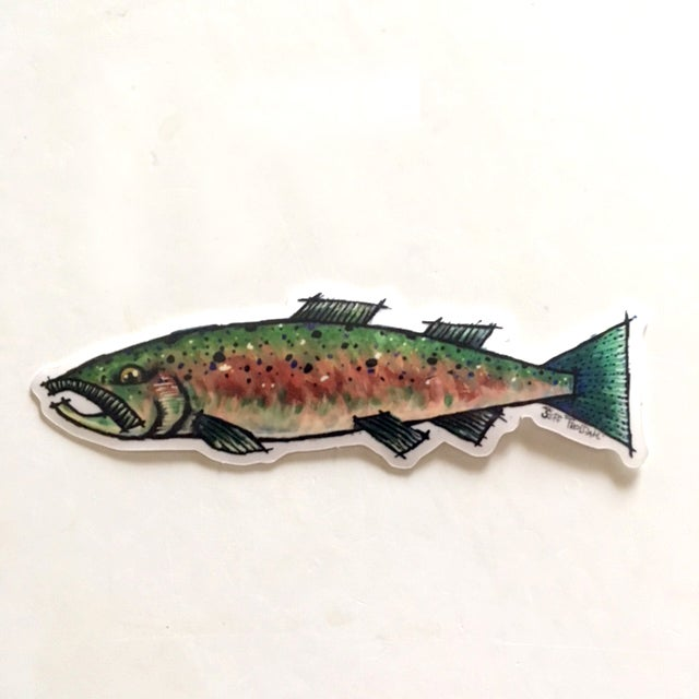 Image of SteelHead Sticker