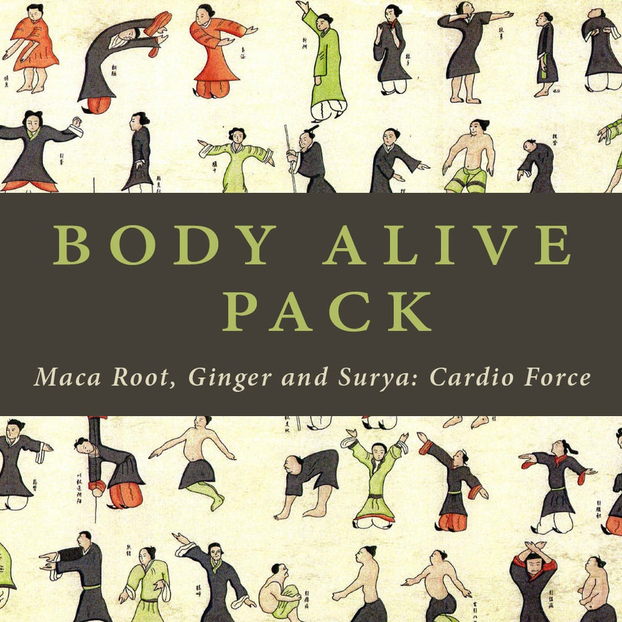 Image of BODY ALIVE Pack