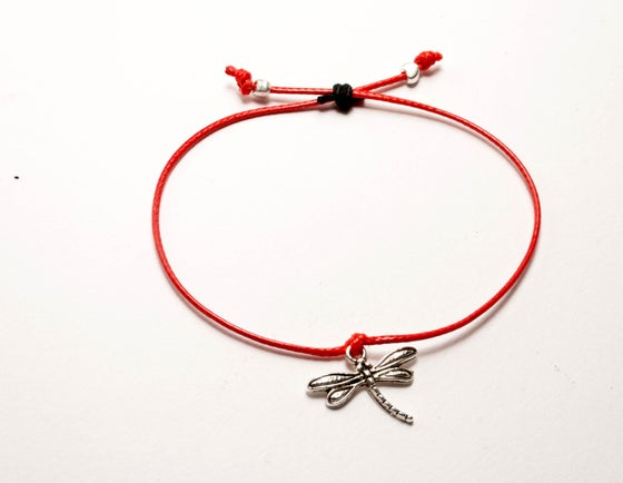 Image of Assorted Charmed Cord Bracelet