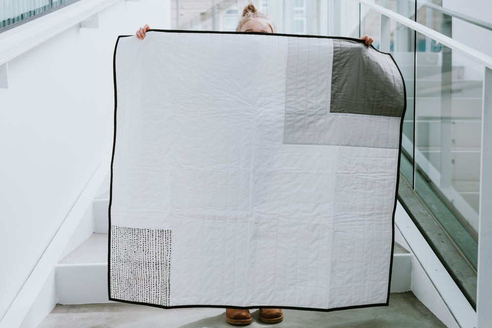 Image of HOUSE OF MIA MODERN HEIRLOOM Cooper QUILT