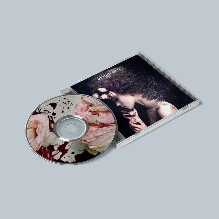 "Image of ""WANDERER"" CD"