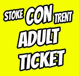 Image of Adult Ticket for Stoke Con Trent #7