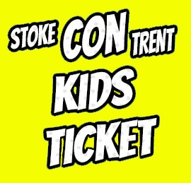 Image of Kids Ticket for Stoke Con Trent #7