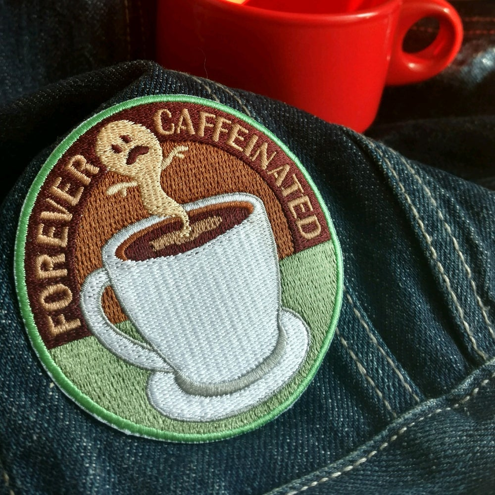 Image of Forever Caffeinated