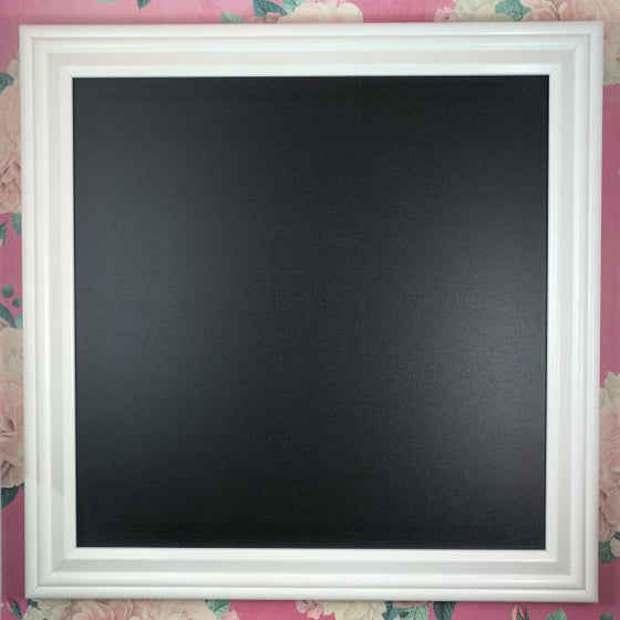 Image of 12x12 OR 11x14 Custom Chalkboard Sign