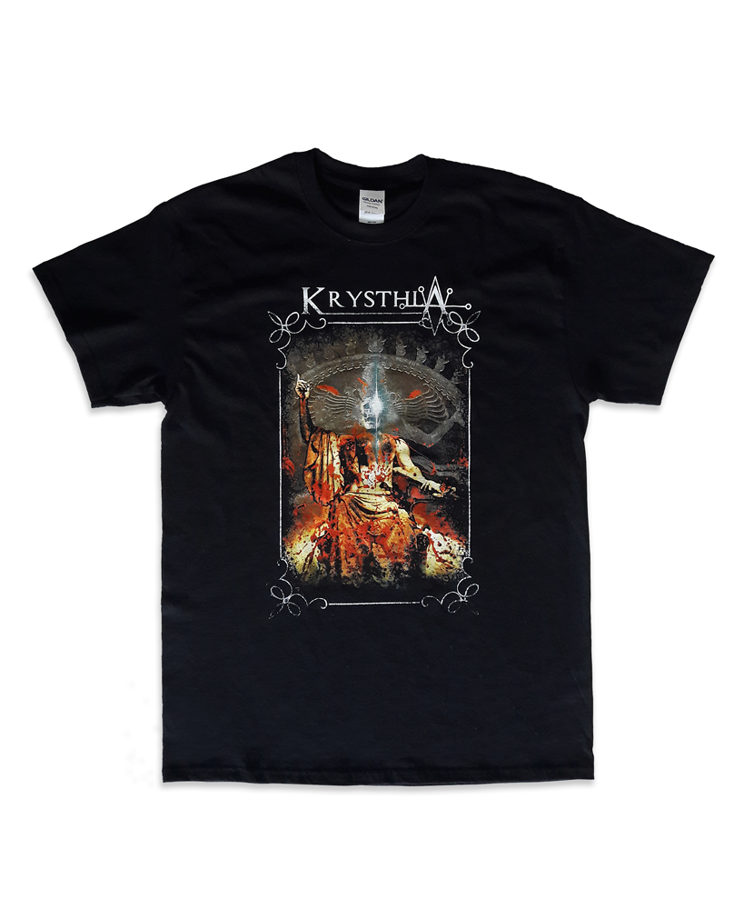 Image of Krysthla 'Peace In Our Time' T-Shirt