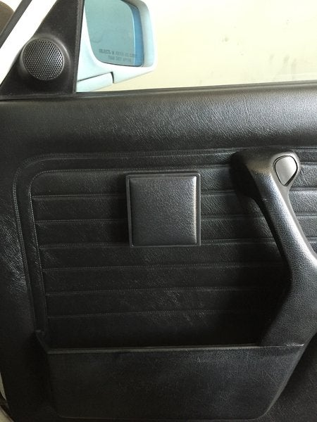 Image of E30Head Door Cupholder