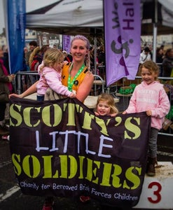 Image of Scotty's Little Soldiers Flag