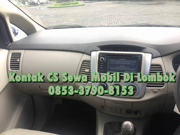 Image of Rekomendasi Sewa Mobil di Lombok yang Terpercaya