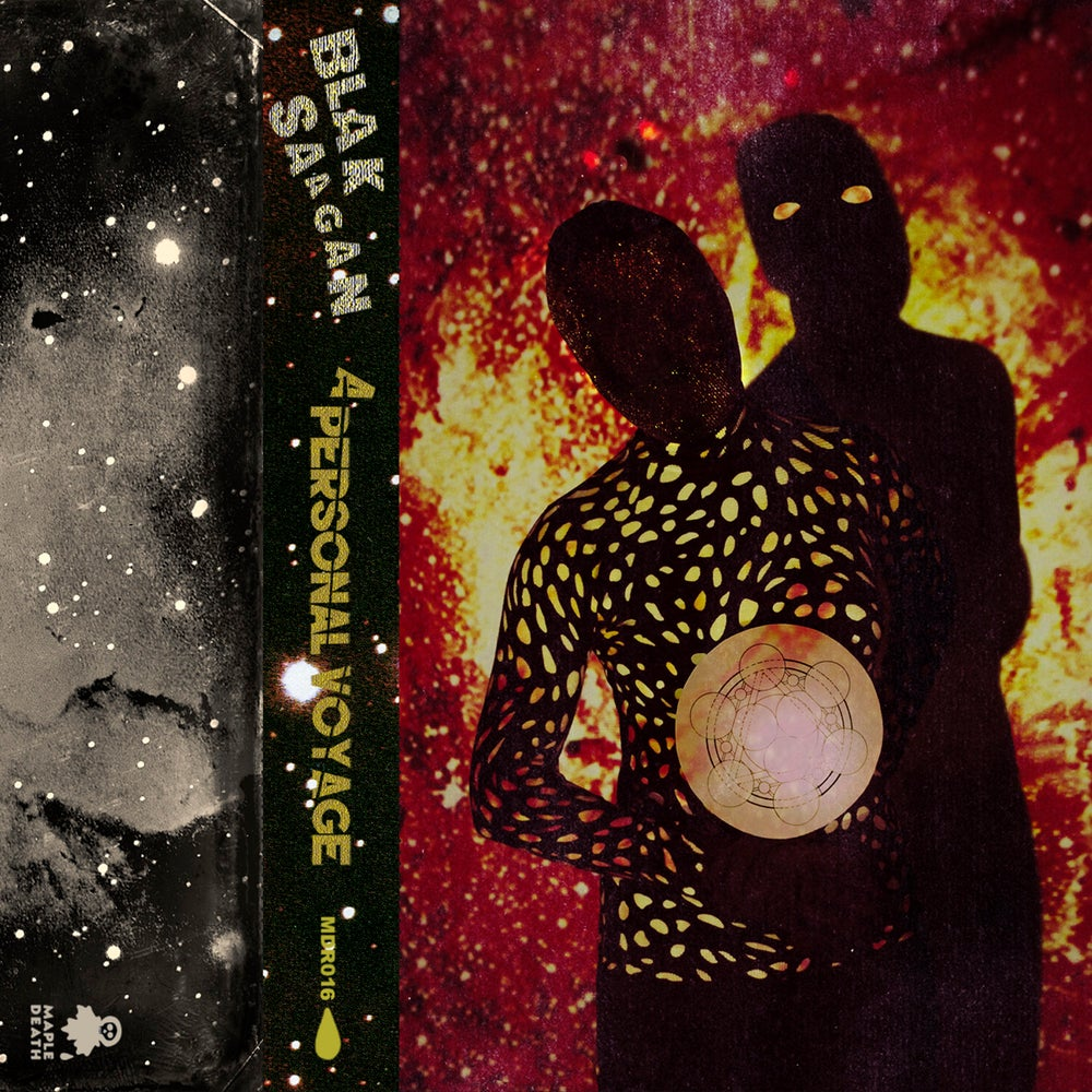 Image of Blak Saagan - A Personal Voyage C90 tape (MDR016)