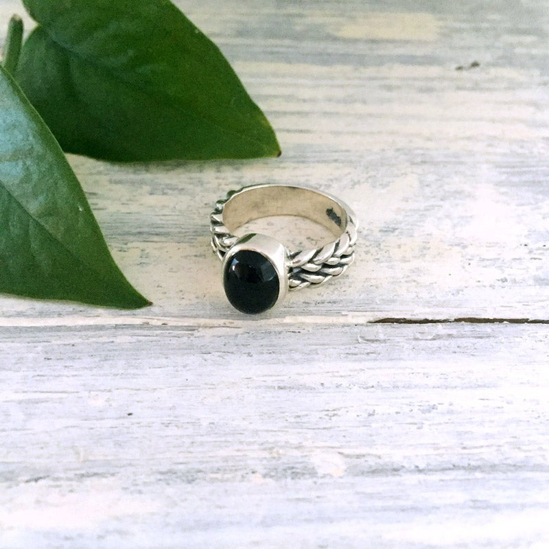 Image of Double Braid Ring