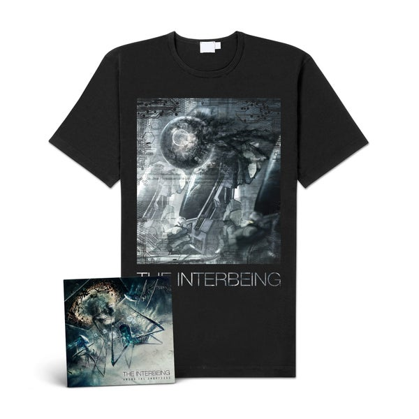 "Image of The Interbeing ""Among The Amorphous"" CD-Bundle #2 - PREORDER"