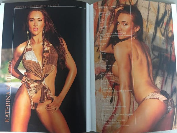 Image of American Curves magazine