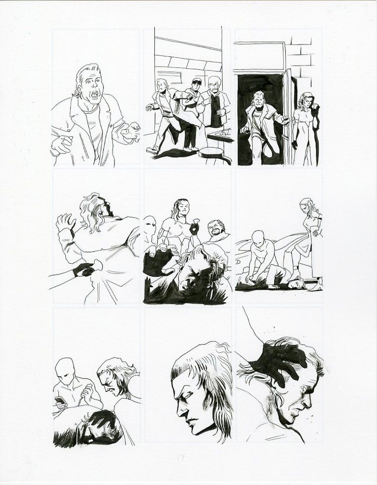Image of SEX CRIMINALS, ISSUE 17, PAGE 19