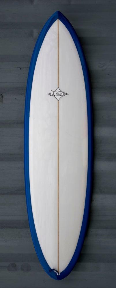 Image of 7'3 hybrid