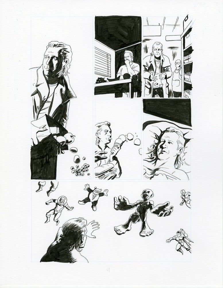 Image of SEX CRIMINALS, ISSUE 17, PAGE 12