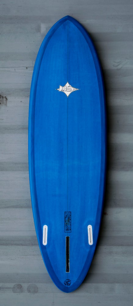 Image of 6'10 hybrid