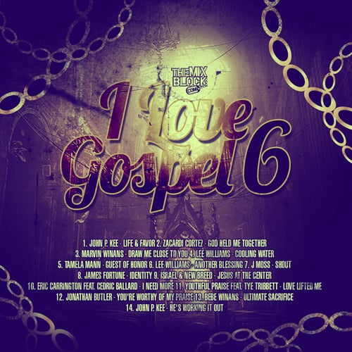 Image of I Love Gospel Vol. 6