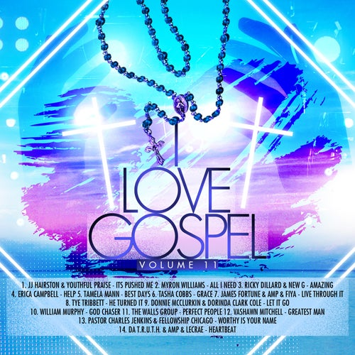 Image of I Love Gospel 11